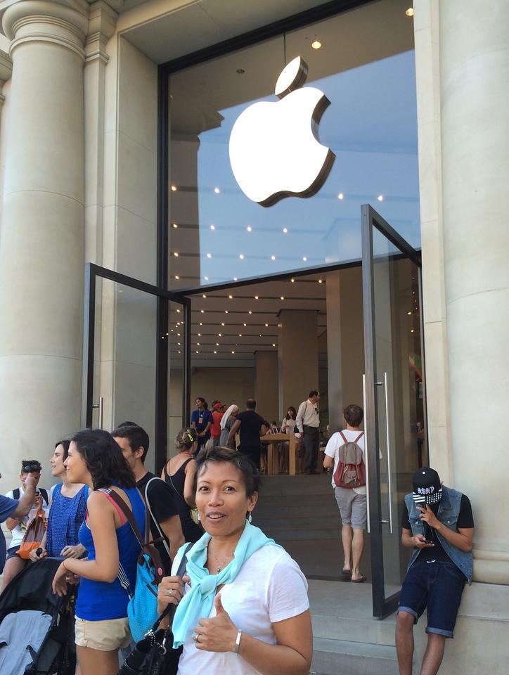 Casa Apple? What a nerd!